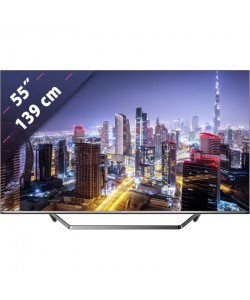 55 Ultra HD LED LCD-teler Hisense 55U7QF