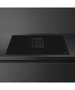 Õhupuhastiga pliidiplaat Smeg HOBD482D