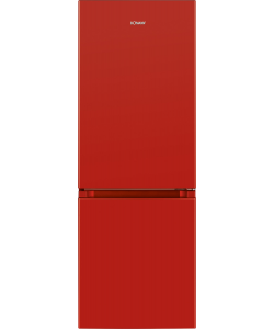 Külmik Bomann KG320.2R punane