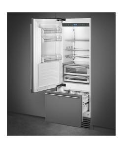 Integreeritav külmik Smeg RI76LSI,  200 cm, A+, ..